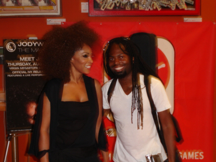 Jody Watley and Nhojj