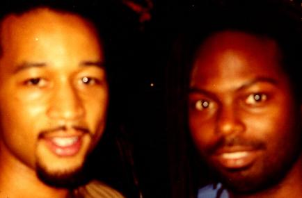 John Legend and Nhojj