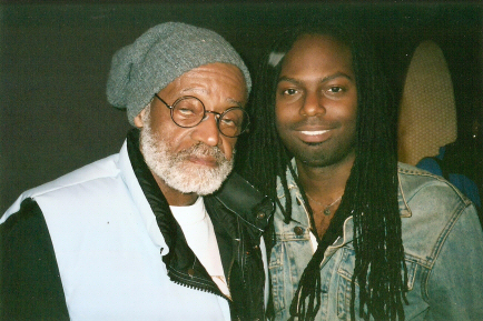 Melvin Van Peebles and Nhojj
