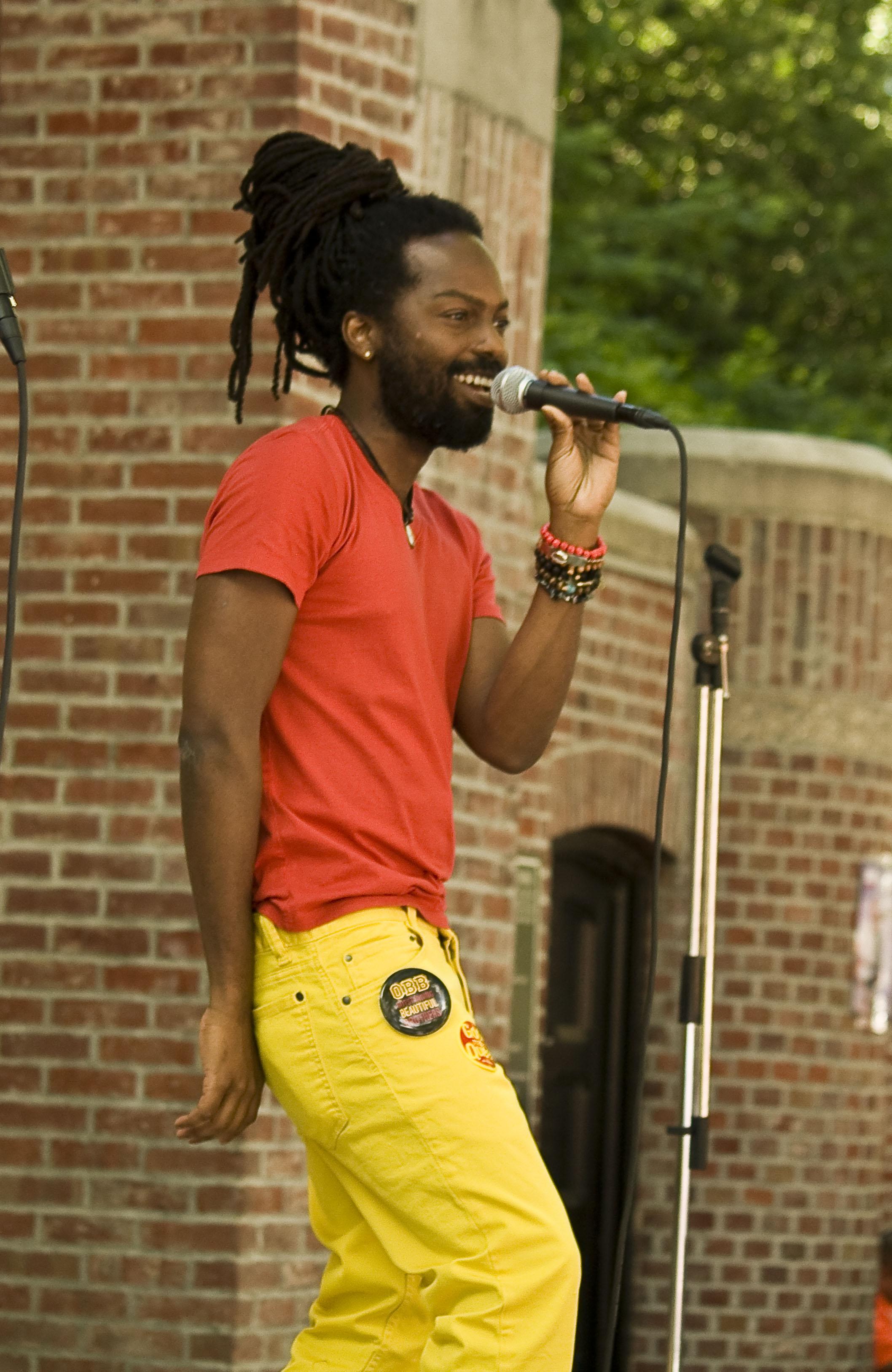 Harlem Pride 00721 Performing @ Harlem Pride 2014 shows