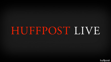 h HUFFPOSTLIVE LOGO 432x243 Huffington Live Nhojj Interview top stories interviews